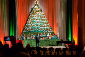Singing Christmas Tree® - 2019 @ tbd